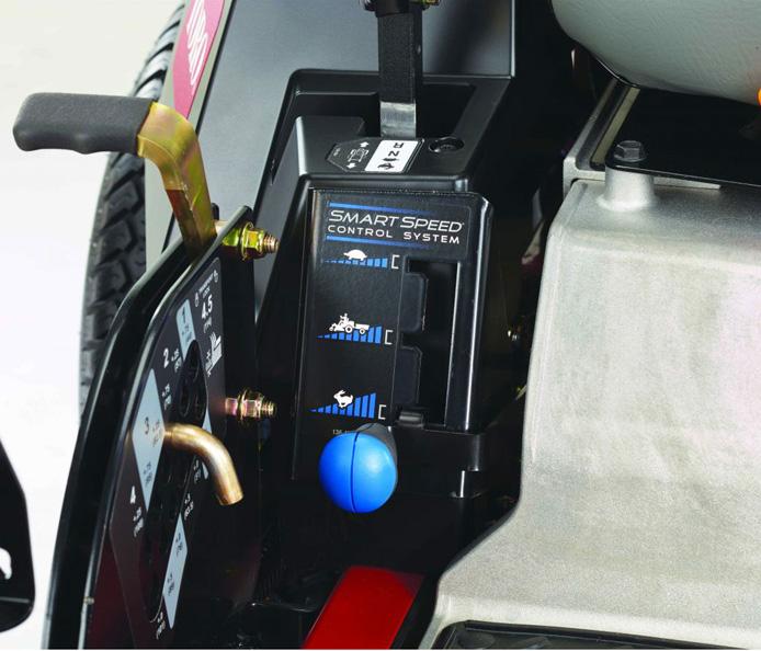Smart Speed kiirusekontroll